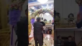 Дагестанец приехал в Таджикистан на свадьбу