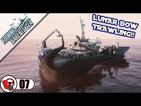 Lunar Bow Trawling - Fishing Barents Sea - Career Episode #7