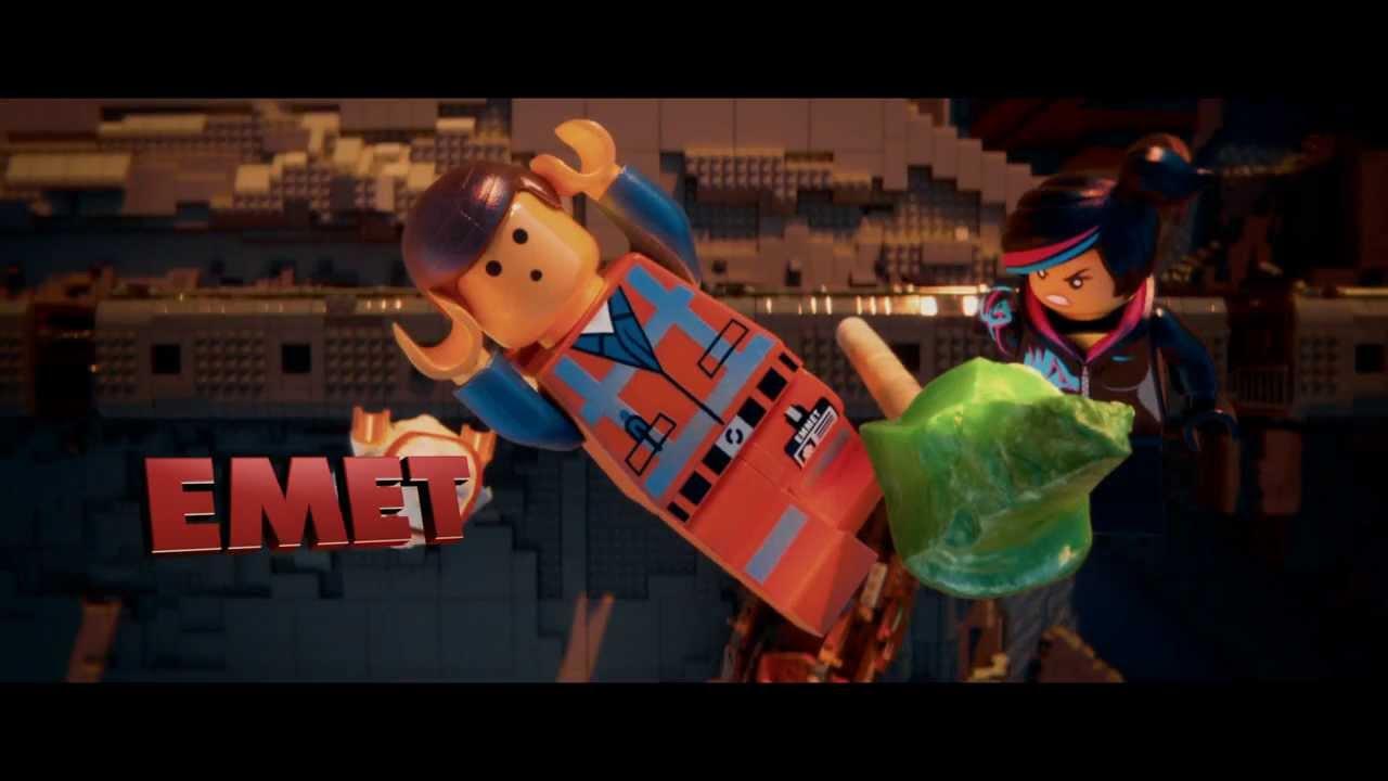 LEGO ФІЛЬМ офіційний трейлер