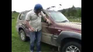 не убиваемый Hyundai terracan /Not killed Hyundai terracan