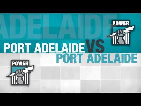 Port Adelaide (2018) v Port Adelaide (2017) AFL Evolution