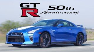 2020 Nissan GTR 50th Anniversary Edition Review - Still Legendary?