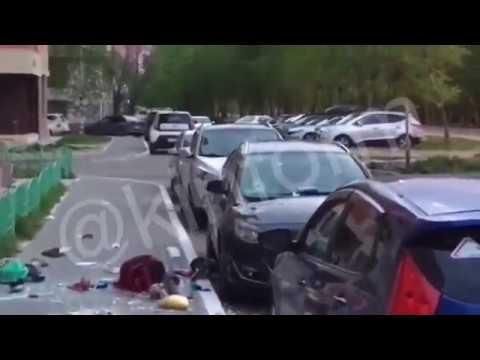 Последствия семейного скандала в Сургуте.