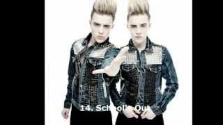 My top 15 of Young Love Jedward with pictures