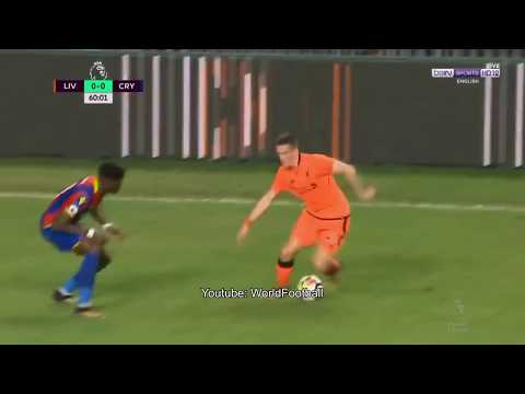 Liverpool vs Crystal Palace 2-0 GOALS - Premier League Asia Trophy