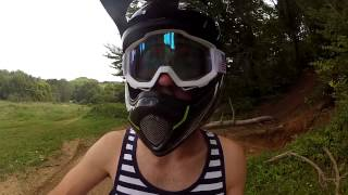 Fixation Rotative GoPro Test