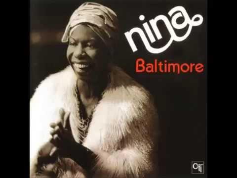 Nina Simone   Baltimore   01 Baltimore