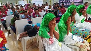 Kiribati holds first ever Jalsa Salana