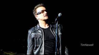 U2 (1080HD) - Scarlet - Anaheim 2011-06-18 - Angel Stadium - 360 Tour