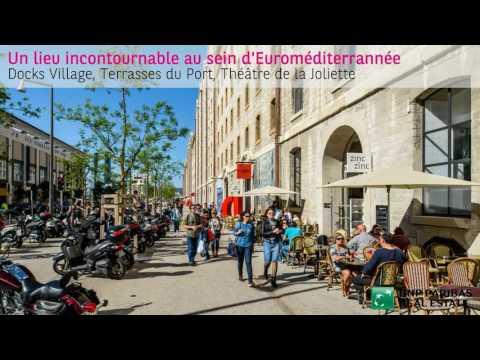 """Marseille - bureaux """"les docks"""""""