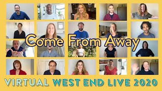 Come From Away's Virtual West End LIVE | Performances, Q&A and more - in collaboration with Sky VIP