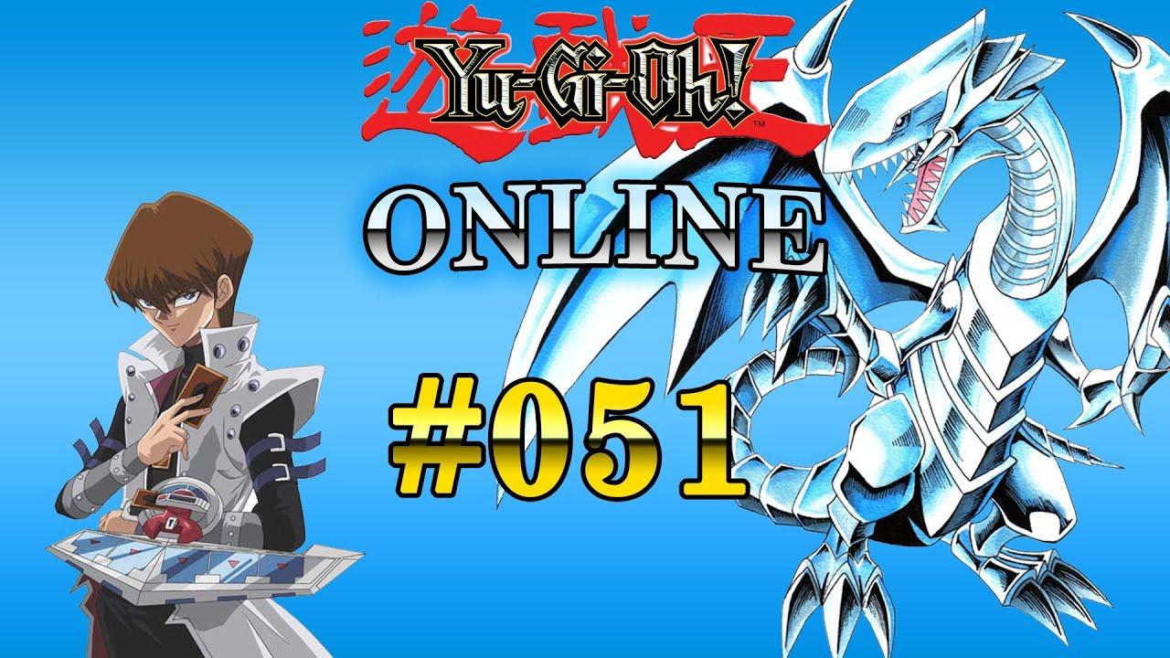 Let's Play Yu-Gi-Oh Online [YGOPRO] #051 - DER WEIßE DRACHE MIT ...