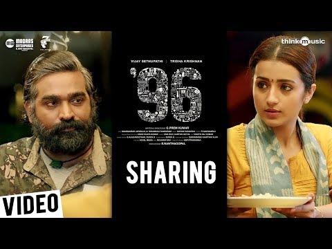 '96 Sharing BGM   96 Movie   Vijay Sethupathi, Trisha   Govind Vasantha   C. Prem Kumar