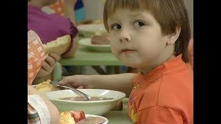 Детские новости. Правильное питание