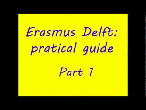 erasmus Delft:  guide