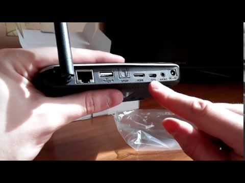 Android TV Box OTT CS918S - замена домашнему компу