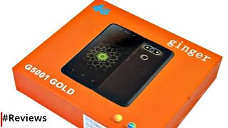 Ginger G5001 - #Specifications #Features  #Images #Colours - #Reviews
