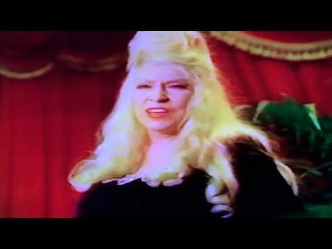 "MAE WEST sings ""After You've Gone"" 1976"