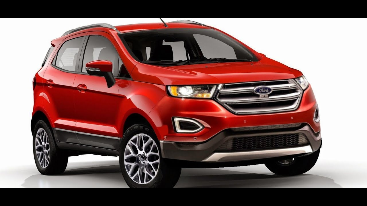 ford ecosport 2016 novidades e test drive youtube. Black Bedroom Furniture Sets. Home Design Ideas