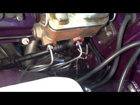 1973 Plymouth Duster 5.7 Hemi Install