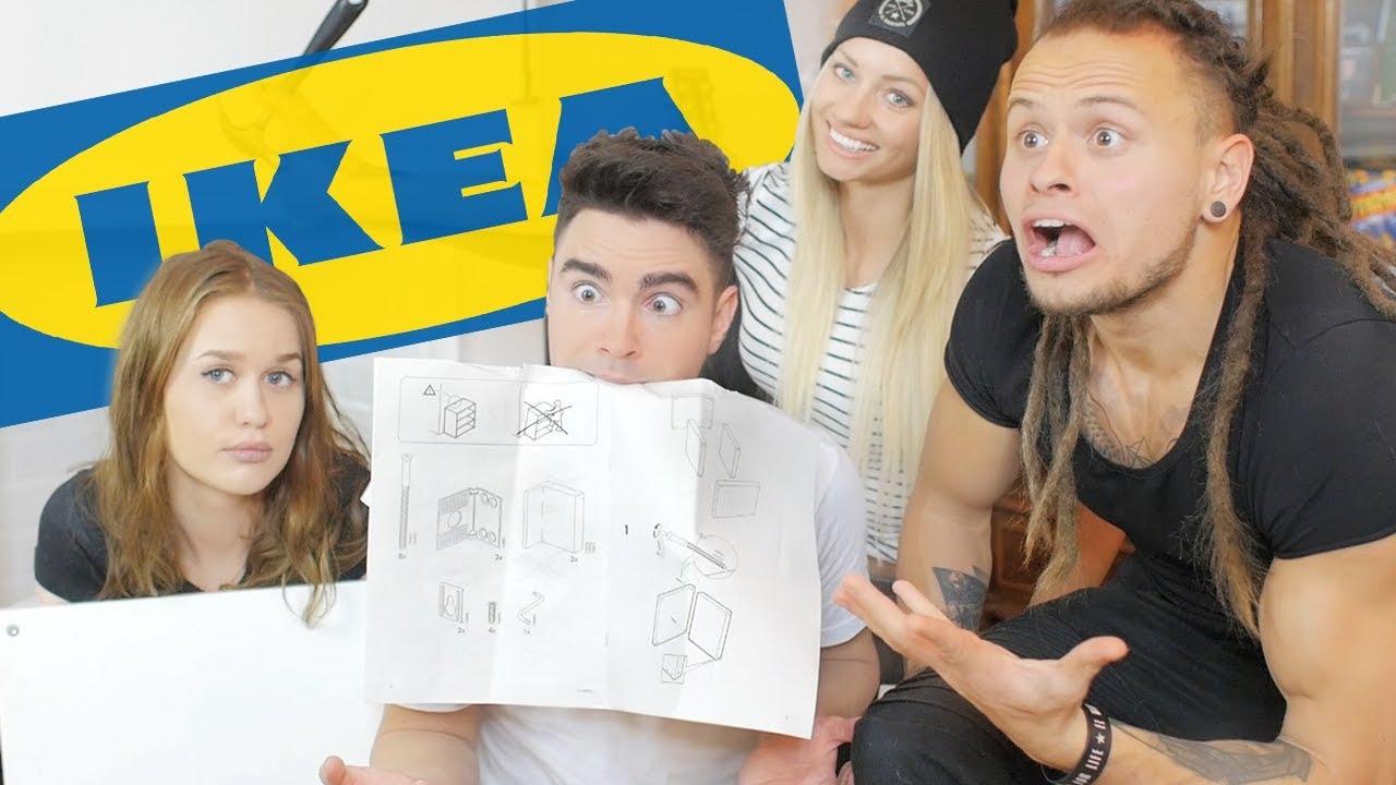 IKEA CHALLENGE!