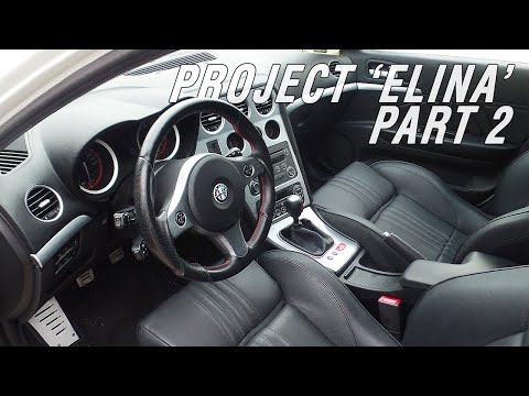 Alfa Romeo 159 Interior Repair