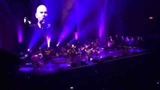 Brain damage - Billy Corgan, Roger Waters & Musicorps live.  Constitution Hall 10/16/15