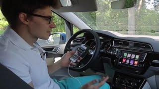Что такое и как работает Apple CarPlay? // АвтоВести Online