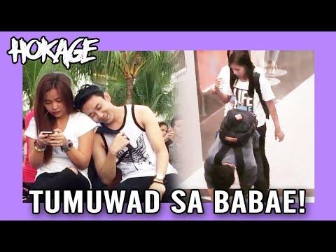Best Hokage Moves Tumuwad sa mga Girls! Laughtrip   Compilation 2