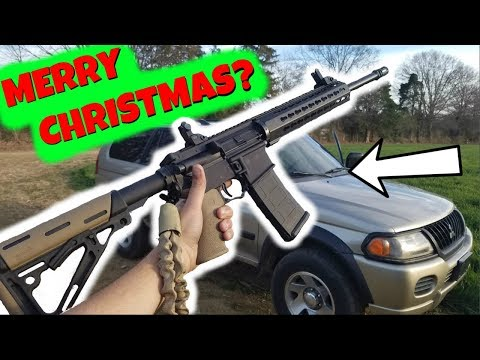 What DID HE GET ME?! | Merry Christmas!