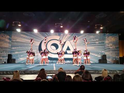 Cheer Xpress-Lady X