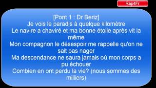 Download Video Dr Beriz ft JR Ochrome & Dry - Madame La Chance (Lyrics) MP3 3GP MP4