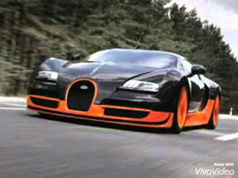 Carro Bugatti Veyron Tunado Youtube