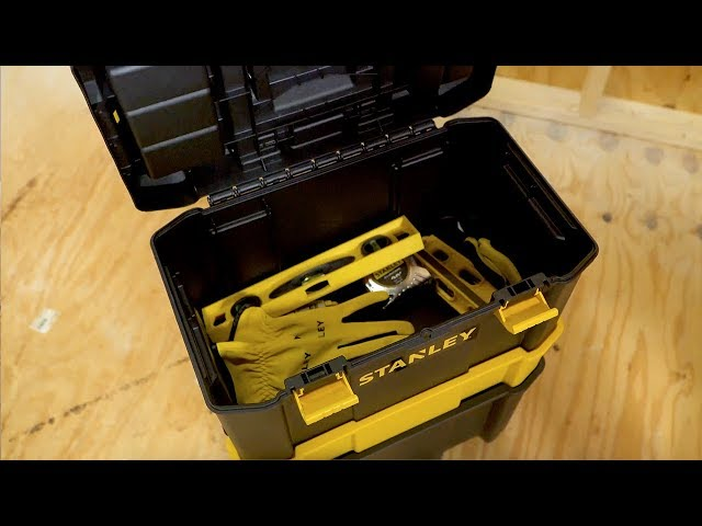 Stanley Tools Essential™ Rolling Workshop (STST18631)
