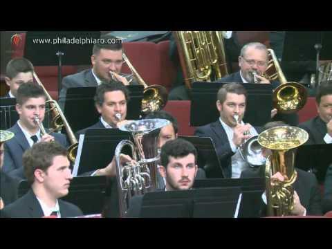 Cantate Dominum Brass- Let it rain