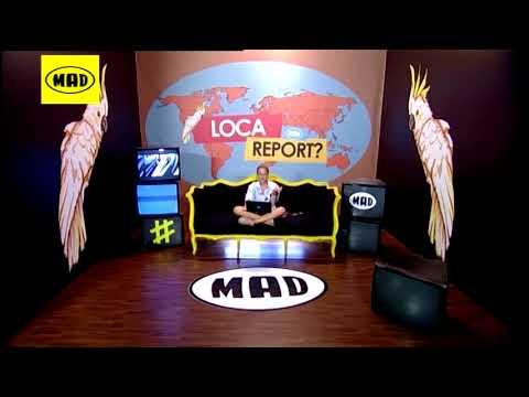 ❅ Loca Report στο Μad TV ❅ (20/9/17)