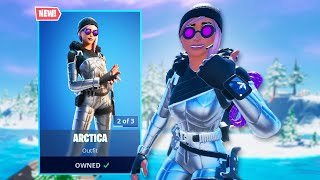 Fortnite *NEW* Item Shop! ARCTICA SKIN IS AMAZING! (Fortnite Item Shop LIVE)