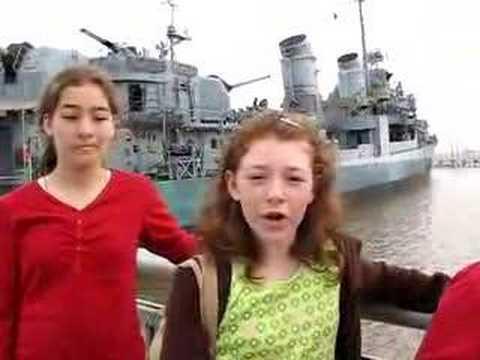 USS Kidd Intro