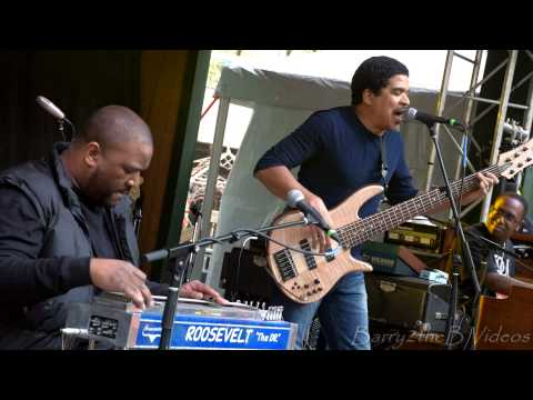 Roosevelt & Oteil All-Star Super Jam @ Bear Creek Music Festival - 11/15/2014
