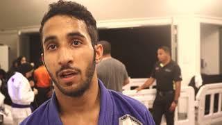 ADWPJJC Gold medalist Khalifa Alkaabi Post Event Interview