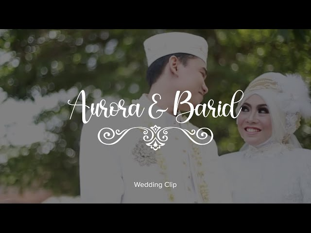 Rora and Barid`s Wedding