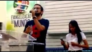 Gedson Fernandes - Culto dos Jovens -IMW Central em Mantiquira