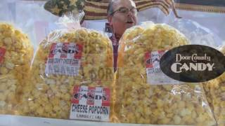 Gourmet Popcorn at Door County Candy