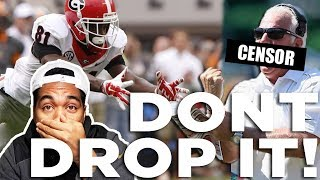 What Happens When You Drop Passes in College Football?!