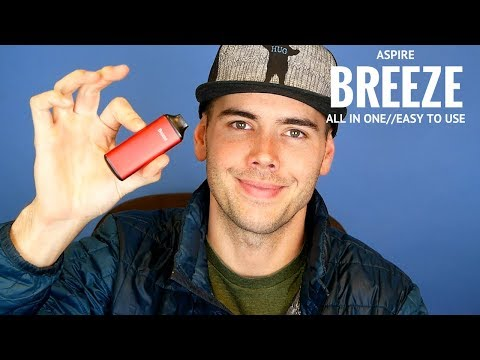 The Aspire Breeze All-In-One | My FAVORITE Stealth Setup | Better Than The iCare
