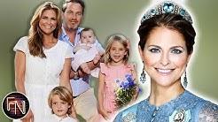 Prinzessin Madeleine von Schweden machte schon früher den gleichen Schritt wie Meghan und Harry!