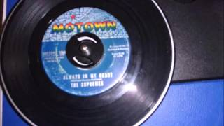 Always In My Heart - The Supremes