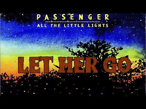 Passenger - Let her go (1 hour)