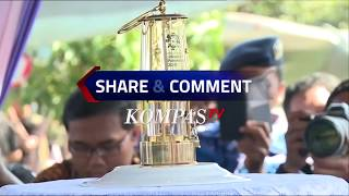 Yes! Obor Api Asian Games Tiba di Indonesia