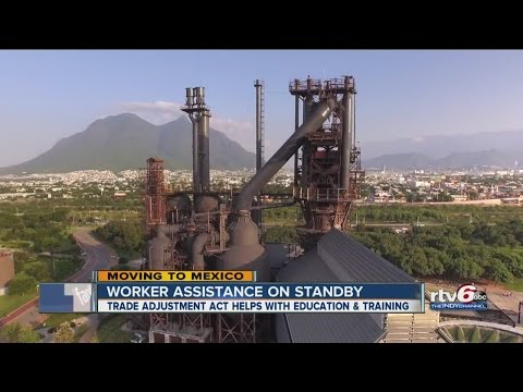 Worker assistance on standby for Carrier layoffs